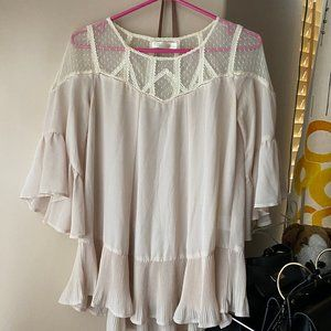 Tops - Lace loli blouse